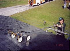 Roof Cleaning Equipment And Business
