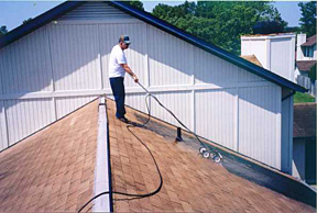 Roof Cleaning Tools Equipment And Products